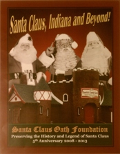 Santa Claus Indiana and Beyond Book